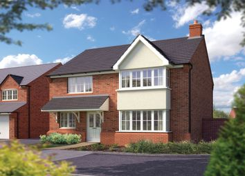 Thumbnail 4 bed detached house for sale in The Canterbury, Sancerre Grange Stafford Road, Eccleshall, Stafford
