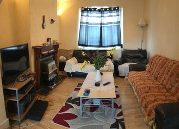 Thumbnail 3 bed terraced house to rent in Grange Street, Burton On Trent