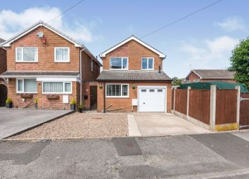 Thumbnail 3 bed detached house for sale in Metcalf Road, Newthorpe, Nottingham