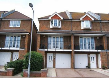 Thumbnail 3 bed end terrace house to rent in Lionel Road, Bexhill-On-Sea, East Sussex