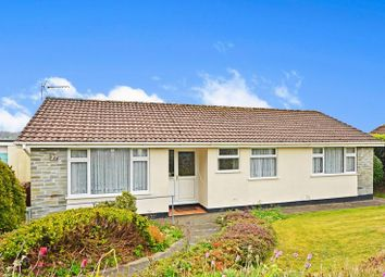Thumbnail 3 bed detached bungalow for sale in Higher Trehaverne, Truro