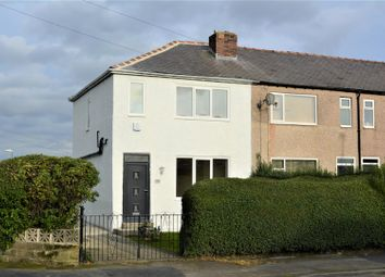 Thumbnail 3 bedroom end terrace house for sale in Weatherhill Road, Lindley, Huddersfield