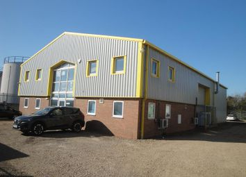 Thumbnail Light industrial for sale in Europa Way, Wisbech