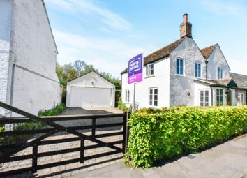 Thumbnail 3 bed detached house for sale in Keeley Lane, Wootton, Bedford