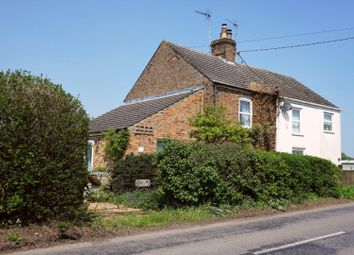 Thumbnail 2 bed property for sale in March Road, Welney