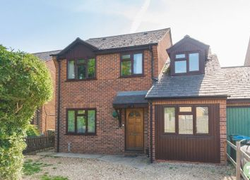 Thumbnail 4 bed link-detached house for sale in Clifden Road, Worminghall, Aylesbury