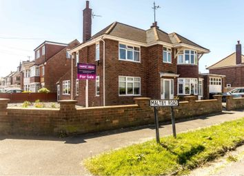 Thumbnail 4 bed detached house for sale in Maltby Road, Skegness