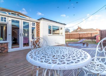 Thumbnail 2 bed semi-detached bungalow for sale in Fairfield Drive, Whitley Bay