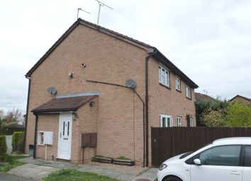 Thumbnail 1 bed town house for sale in Bluebell Close, Huntington, Chester