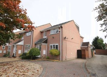 Thumbnail 4 bed end terrace house for sale in Poplar Close, Kidlington