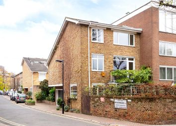 Thumbnail 3 bedroom terraced house for sale in Meadowbank, London