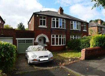 Thumbnail 3 bed semi-detached house for sale in Sheffield Road, Hyde