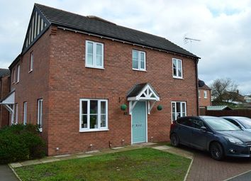 Thumbnail 3 bedroom town house for sale in Red Barn Road, Market Drayton