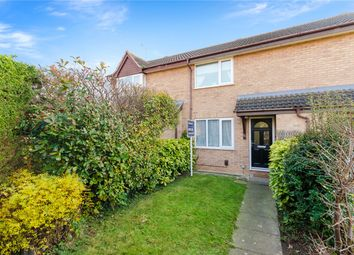 Thumbnail 2 bed terraced house for sale in Sawyers Close, Newark