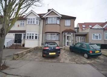 Thumbnail 4 bed property for sale in Falmouth Gardens, Ilford