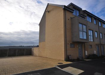 Thumbnail 3 bed end terrace house to rent in Church Path, East Cowes