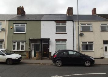Thumbnail 3 bedroom terraced house for sale in High Street North, Langley Moor, Durham
