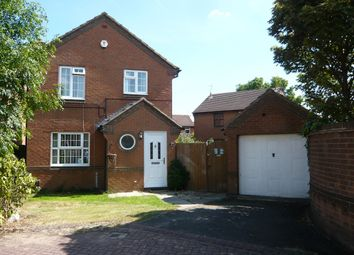 Thumbnail 4 bedroom detached house for sale in Cherrybrook Close, Anstey Heights, Leicester