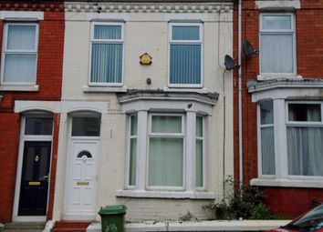 Thumbnail 2 bed terraced house to rent in Willmer Road, Tranmere, Birkenhead