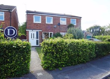 Thumbnail 2 bed semi-detached house to rent in Rosedale Gardens, Thatcham