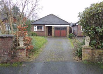 3 bed detached bungalow for sale in Belvoir Avenue, Hazel Grove, Stockport SK7