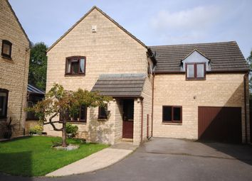 Thumbnail 4 bed detached house for sale in Lime Tree Close, Carterton