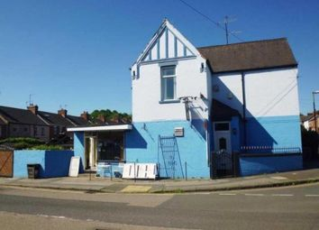 Thumbnail 3 bed property for sale in Corner Grill, 12 Infirmary Road, Chesterfield, Derbyshire