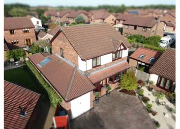 Thumbnail 3 bed detached house for sale in Barford Close, Warrington