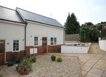 Thumbnail 1 bedroom terraced house to rent in High Street, Crediton