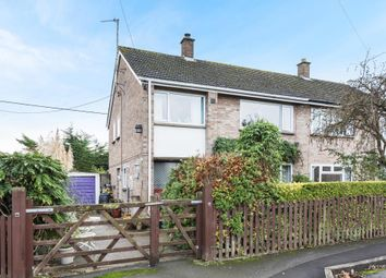 Thumbnail 3 bed semi-detached house for sale in Marlborough Close, Carterton, Oxon