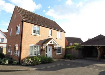 Thumbnail 3 bed detached house for sale in Heacham, King's Lynn, Norfolk