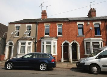 Thumbnail 3 bed terraced house for sale in Osborne Road, Northampton