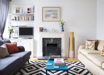 Thumbnail 2 bed flat for sale in Albert Palace Mansions, Lurline Gardens, Battersea, London