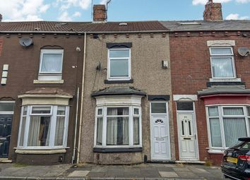 Thumbnail 3 bed terraced house for sale in Kindersley Street, Middlesbrough