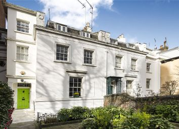 Thumbnail 8 bed terraced house for sale in St. Petersburgh Place, Bayswater, London