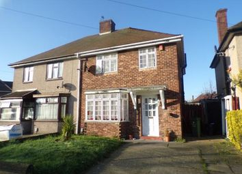 Thumbnail 3 bed semi-detached house for sale in Dagenham, Essex, .