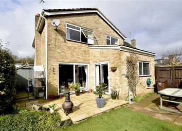 Thumbnail 4 bed detached house for sale in Castle Field, Ardley, Bicester