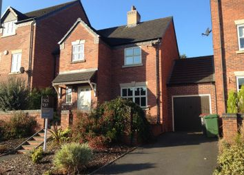 Thumbnail 4 bed terraced house to rent in Glendale, Lawley Village, Telford