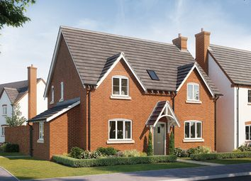 Thumbnail 4 bed detached house for sale in The Loseley, Millbrook Grange, Cottingham Drive, Moulton