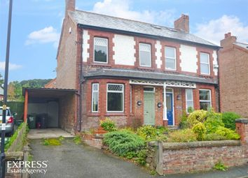 Thumbnail 4 bed semi-detached house for sale in Church Road, Frodsham, Cheshire