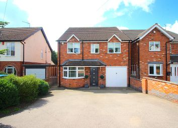 4 bed detached house for sale in Stamford Street, Ratby, Leicester LE6