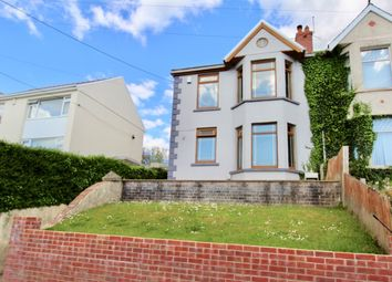 Thumbnail 3 bedroom semi-detached house for sale in Penyrheol Road, Gorseinon, Swansea
