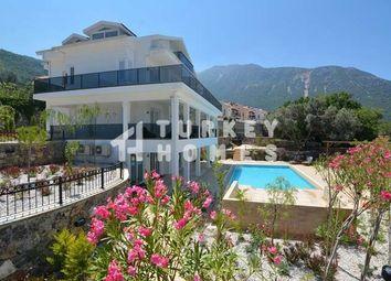 Thumbnail 5 bed villa for sale in Fethiye, Mugla, Turkey