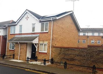 Thumbnail 2 bed semi-detached house to rent in High Street, Greenhithe, Kent