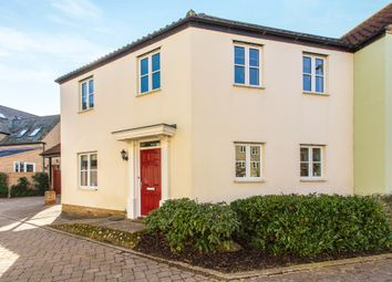 Thumbnail 3 bed semi-detached house for sale in Playsteds Lane, Great Cambourne, Cambridge