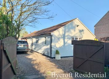 Thumbnail 5 bed detached bungalow for sale in Low Road, Winterton-On-Sea, Great Yarmouth