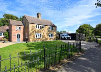 Thumbnail 5 bed detached house for sale in Glebe Road, Great Carlton, Lincs