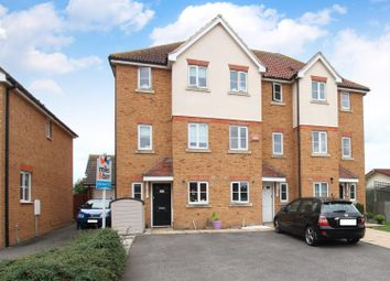 Thumbnail 3 bedroom end terrace house for sale in Thistle Drive, Seasalter, Whitstable
