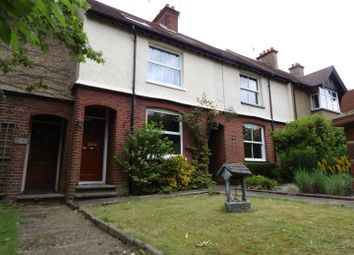 Thumbnail 3 bedroom terraced house to rent in Watling Street, Park Street, St. Albans