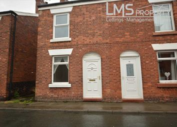 Thumbnail 2 bed end terrace house to rent in Ledward Street, Winsford